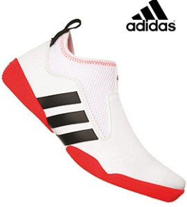 Taekwondo Adidas Shoes (White)