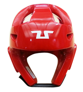 Tusah EZ-Fit Head Guard (Red)