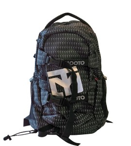 Mooto 540 Backpack (Black)