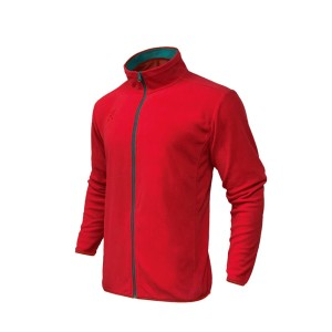 Mooto Fleece Zip-Up (Red)