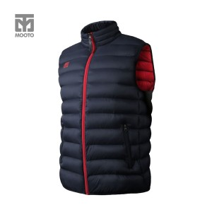 Mooto HERO Padding Vest_NAVY