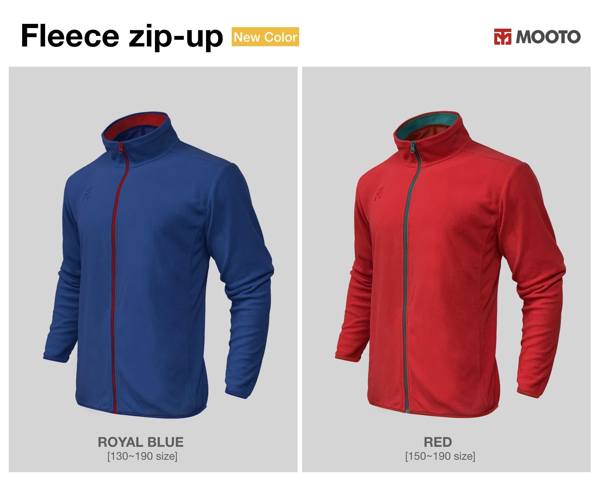 Fleece_zip